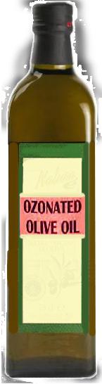 Озонирано масло